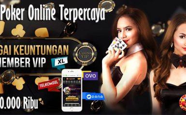 Situs Judi IDNplay Poker Online Deposit Pulsa 10 Ribu Telkomsel