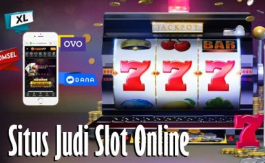 Situs Judi Slot Online Deposit 10rb Bonus Banyak Jackpot